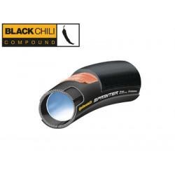 "Continental Sprinter 28"" x 22mm Black Chili Tubular Tyre"