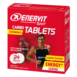 Enervit Carbo Tablets (During)