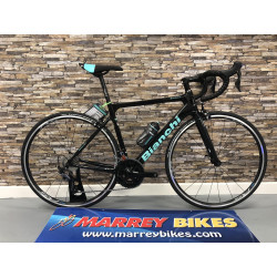 Bianchi Sprint Ultegra 11sp Compact Road Bike 2019