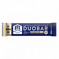 OTE DUO ENERGY BAR  65G
