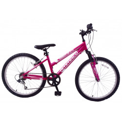"Ammaco Sienna 24"" Wheel Girls Bike"