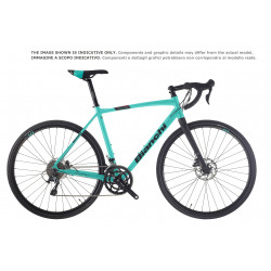 Bianchi NIRONE 7 ALL ROAD GRX 400 Bike 2020