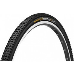 Continental Mountain King CX RaceSport 700 x 32C Black Chili Folding Tyre