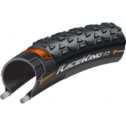 Continental Race King CX PureGrip 700 x 35C Black Folding Tyre