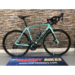 Bianchi Infinito CV Disc Ultegra 11sp Compact  2019 Road Bike