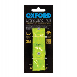 Oxford Unisex's Bright Plus Wearable Reflective LED Arm/Ankle Band