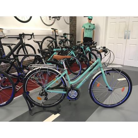 Bianchi RUBINO LADY DELUXE ALU  Hybrid Bike 2020