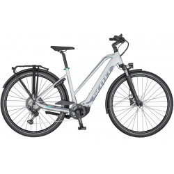 Scott Sub Sport ERIDE 10 Womens 2020 - Electric Hybrid Bike