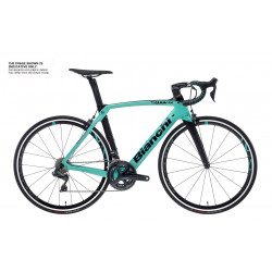 Bianchi OLTRE XR4 SUPER RECORD 12SP COMPACT Road Bike 2020