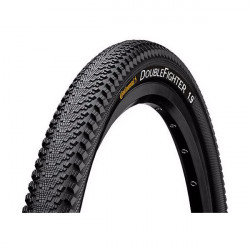 Continental Double Fighter III 700 x 35C Black Tyre