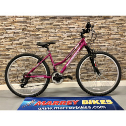 "Ammaco Summer 26"" Girls Bike"