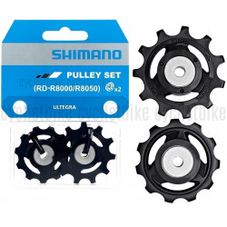 Shimano RD-R8000 tension and guide pulley set