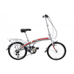 Ammaco Pakka Lite Folding Bike
