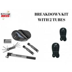 Breakdown Kit with 2 Tubes