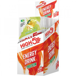 HIGH 5 Energy Drink with Protein Box 12x47g