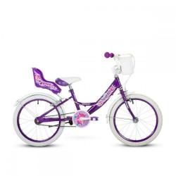 Bumper Sparkle Junior Girls Bicycle