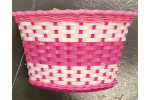 Oxford Children basket Pink