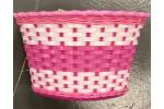 Oxford Children basket Pink