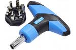 BBB TorqueFix BTL-119 Torque Wrench 5Nm. black/blue (2020)