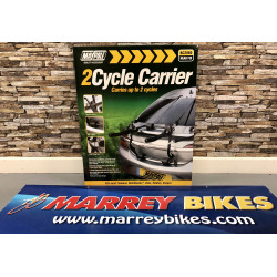 Maypole 2 Bike Rear Mounted Bike Carrier