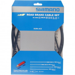 Shimano Dura-Ace 9000 Road brake cable set, Polymer coated inners