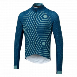 ALTURA ICON LONG SLEEVE JERSEY - HEX-REPEAT