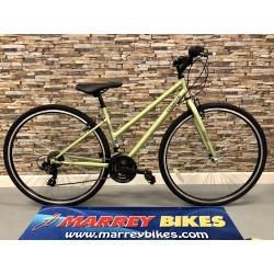 Coyote Prima  Wheel 18 Sp Ladies Urban City Bike