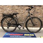 Bianchi  Altus 8sp E-SPILLO CITY Bike 2021