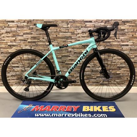 Bianchi IMPULSO ALL ROAD GRX 600 Bike 2021
