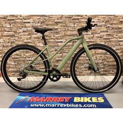 Orbea Vibe Mid H30 Hybrid Bike 2021