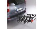 Mottez Bike rack platform 4 bike Premium carrier