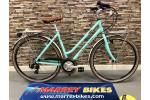 Bianchi Spillo Rubino Deluxe Ladies Hybrid Bike 2021