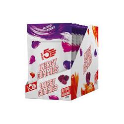 High5 ENERGY GUMMIES Box CAFFEINE – 10 PACK