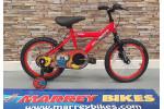 "Concept Cybot 16"" Wheel Boys Bicycle"