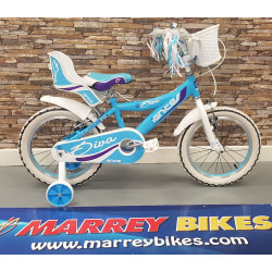 Ignite Diva  14'' Wheel Girls Bike 2021