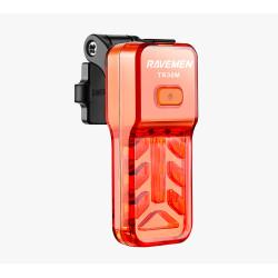 Ravemen Crystal Pure Red Rear Light  TR30M