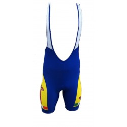 Marrey Bikes Blue Cycling Bib Shorts