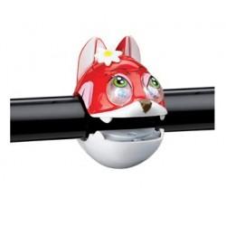 cat bicycle lightset