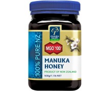MANUKA HEALTH HONEY 100+ MGO 500G