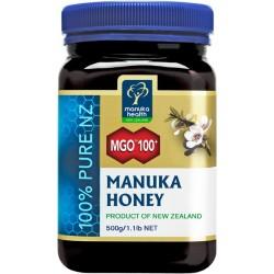 MANUKA HEALTH HONEY 100+ MGO 500G