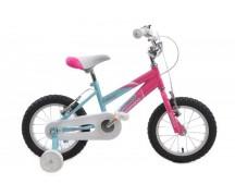 "Ammaco Misty 14"" Wheel Girls Bike 2016"