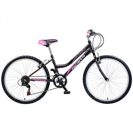 """Concept Diamond 24"""" Girl's Mountain Bike"""