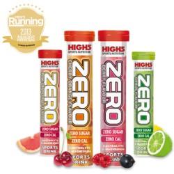 High Five Zero Electrolyte Drink Tablets- 8 x20 Tabs