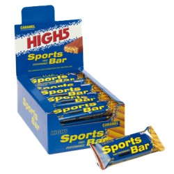 HIGH5 Sports Bars 55g X 25 box