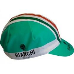 Bianchi Milano Neon Celeste Cotton Cap