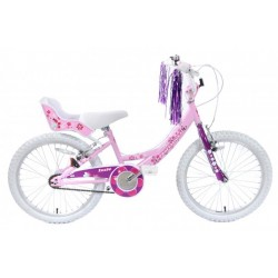 Professional Izzie Girls 18 Inch Wheel Bike 2020