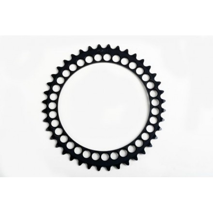 Rotor 42T Inner Q-Ring 130 BCD Black CR-Q130-0042