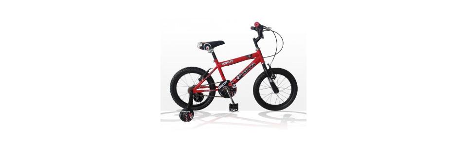 "Boys Bikes 5 years + (16""Wheel)"