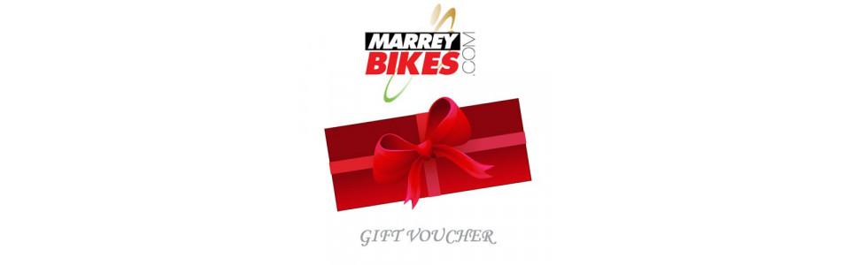 Bike Gift Vouchers
